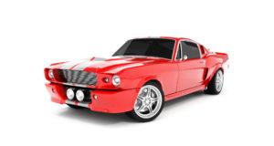 Classic car auto transport open or enclosed